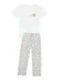 Penti Kadın Çok Renkli Galaxy Pa Pijama Takım PN49S3TT21IY Renkli